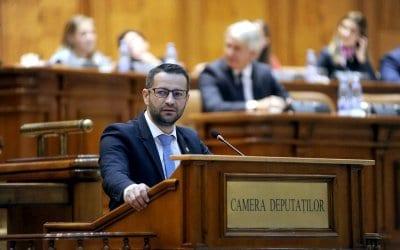 Interpelarea adresată ministrului Educaţiei, pentru salvarea Şcolii din Borşa