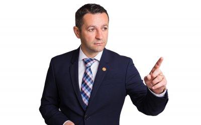 Împreună pentru Maramureş.  Deputatul PMP Adrian Todoran: Am reuşit, şcoala din Borşa rămâne în viaţă