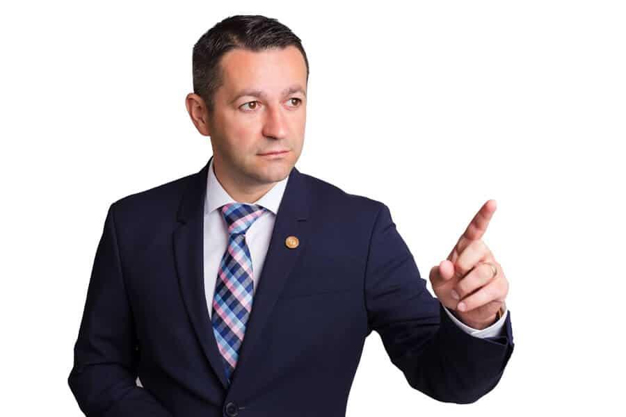 Deputatul PMP Adrian Todoran: Sănătatea naţiei e mai presus de orice. Cu toate riscurile, am fost prezent în Parlament pentru a vota Guvernul
